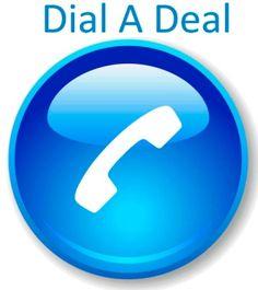 Deals at Dial a deal
