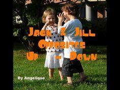 "Filastrocca ""Su e Giù"" , Rhyme ""Jack and Jill"" - bambini, kids @buzzmyvideos"