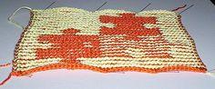 Jigsaw Puzzle Piece Afghan Crochet Pattern Graph Scrap