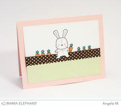 mama elephant | Honey Bunny