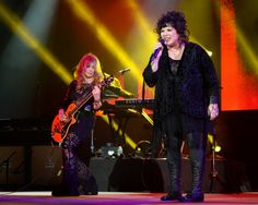 Heart's Nancy Wilson And Ann Wilson | GRAMMY.com