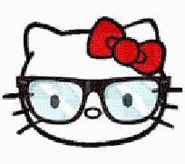 Hello Kitty Cross Stitch Pattern - PDF