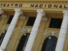 Teatro Nacional in San Salvador, El Salvador - (other photos and stories of El Salvador if you click through to blog post.) #ElSalvador