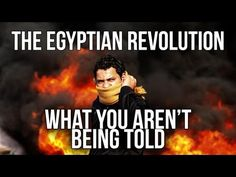 gyptian Revolution: What You're Not Being told   StormCloudsGathering