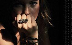 Pamela Love - loving the Spring 2012 rings