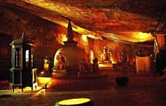 Sri Lanka, Dambula rock temple. In really peaceful place to visit. Had a serenity about it.