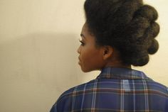 Click the image for Rinny's natural hair photos and regimen