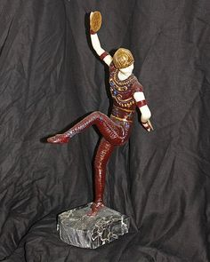Male Russian Dancer - Demetre Chiparus
