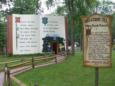 StoryBook Forest, Ligonier, PA