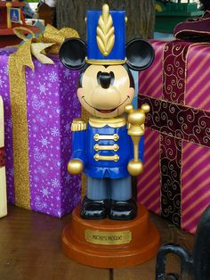 Mickey Mouse Nutcracker