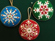 Ornaments by Susan Roberts