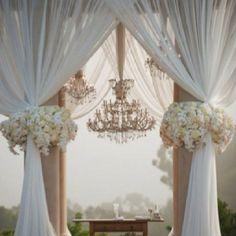 Wedding Chuppah <3
