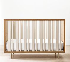Nursery Works Novella Convertible Crib #pbkids