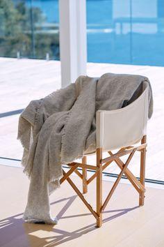 COAST Molesworth NZ wool Blanket. extra big. hand woven. yum