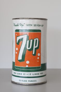 The Raku clay 7-Up Can sculpture is made by CA artist, Karen Shapiro. Come see her piece in the permanent collection at @Crocker Art Museum.