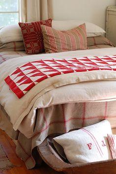 bedding...