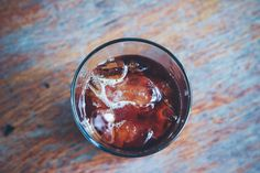 The best cold brewed coffee