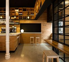 Restaurant PaCatar, Seville by Donaire Arquitectos.