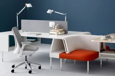 Yves Behar's Vision For Collaborative Work Distilled In New Herman Miller Collection