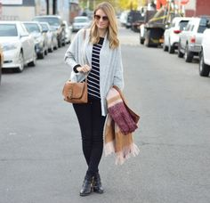 the best basic knit & fab booties from Marshalls