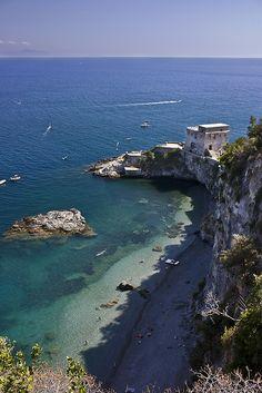Maiori, Amalfi Coast, Salerno, Campania, Italy
