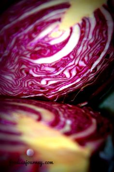 Balsamic Roasted Red Cabbage. Quite possibly my favorite vegetable dish on earth. Wow.