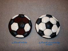 Thundercats & Soccer Ball Cookies Tutorial – Semi Sweet Designs