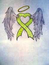 tattoo idea, designmak uptattoo, ribbon tattoo, cancer ribbons