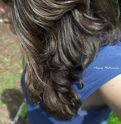 Natural Deep Conditioning Treatment for Hair