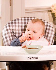 DIY Baby Food - Martha Stewart Food