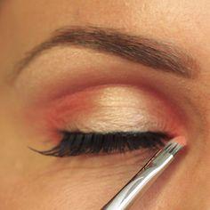 KVD ESPERANZA PALETTE EYE LOOK  #Sephora #Prom #PromBeauty #Makeup #Eyes #TheBeautyBoard