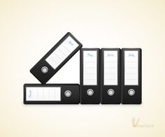 How to Create a Vector Binders Illustration | Vectortuts+
