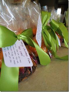 potpourri gift with pretty bow