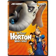 Horton Hears a Who (Single-Disc Edition) --- http://www.amazon.com/Horton-Hears-Who-Single-Disc-Edition/dp/B001DPHDCY/?tag=jayb4903-20
