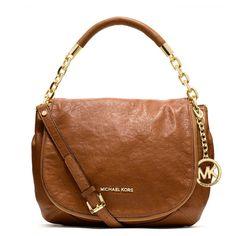 2012 Newest Michael Kors Stanthorpe Medium Tan Shoulder Bags Has Distinct Styles And Various Colors!