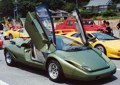Lamborghini Sogna olive Concept car (1991)