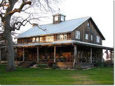 Barn Restorations.