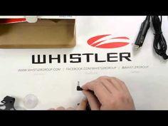 WHISTLER Pro 78SE Laser Radar Detector - Unboxing