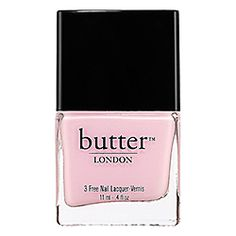 butter LONDON - 3 Free Nail Lacquer in teddy girl