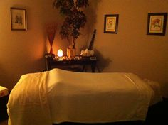 Massage room on Pinterest