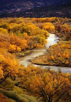Chama River, New Mexico