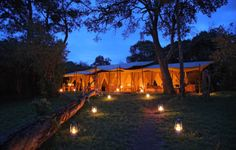 The Luxury Naibor private retreat in Kenya. *sigh*