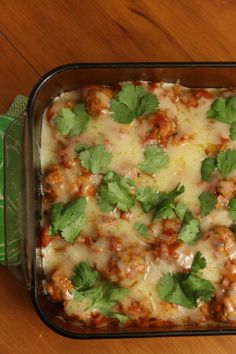 Baked Mexican Chicken Meatballs