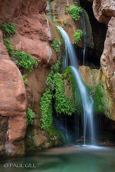 Elves Chasm, Grand Canyon National Park, Arizona