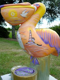 Pelicans on Parade Slidell, Louisiana
