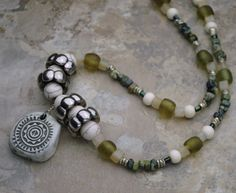 Necklace with Handma
