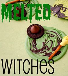 Melted Witches Treat