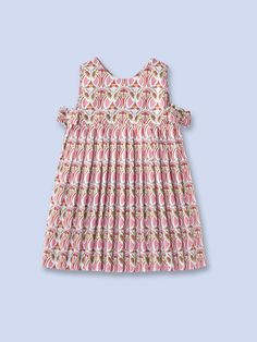 Jacadi Girls: Bertine Dress--Much too small, unfortunately, but I love their interpretation of the classic Liberty print!