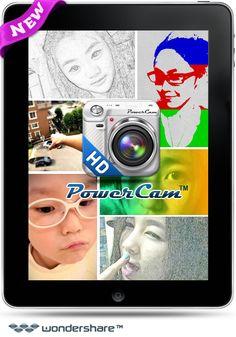 PowerCam HD v1.9.0 has been in iTunes now!