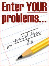 Homeschool Algebra homework help software
